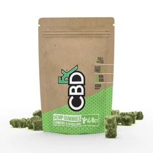 CBDfx Turmeric Gummy 8ct