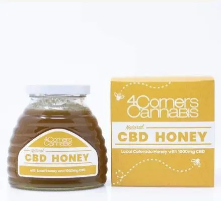 CBD Honey, 4 Corners CBD honey
