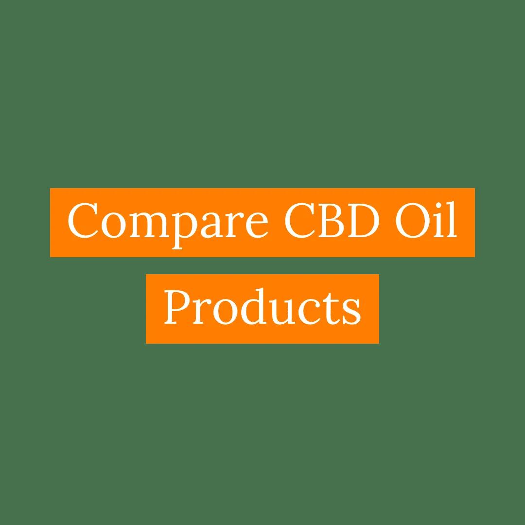 Compare CBD oil products, Best cbd oil, which cbd oil is best, which cbd oil is best for adhd
