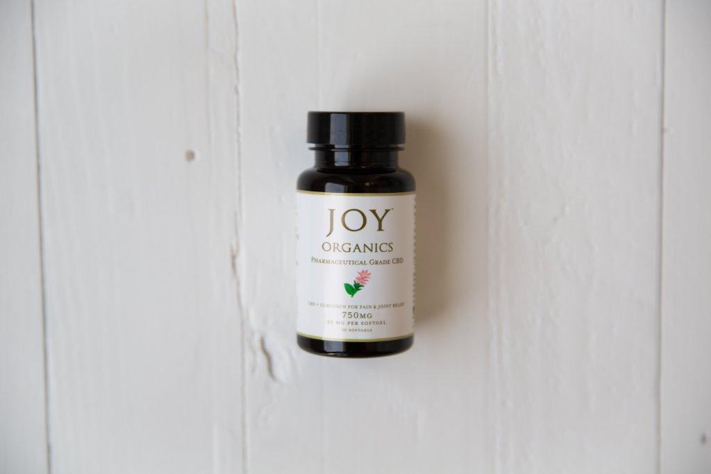 joy organics, cbd capsules, cbd quiz