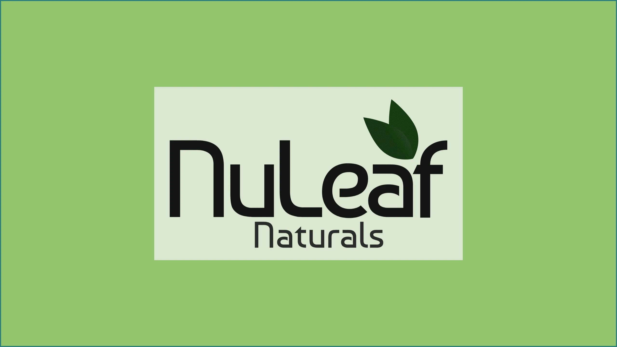 "Relax With Nuleaf! Get a Latte Right Now with your Savings! SAVE 20% ""ADHD"""