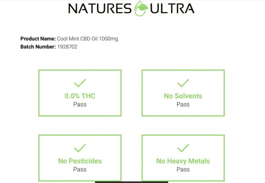 Joy Organics vs Nature's Ultra
