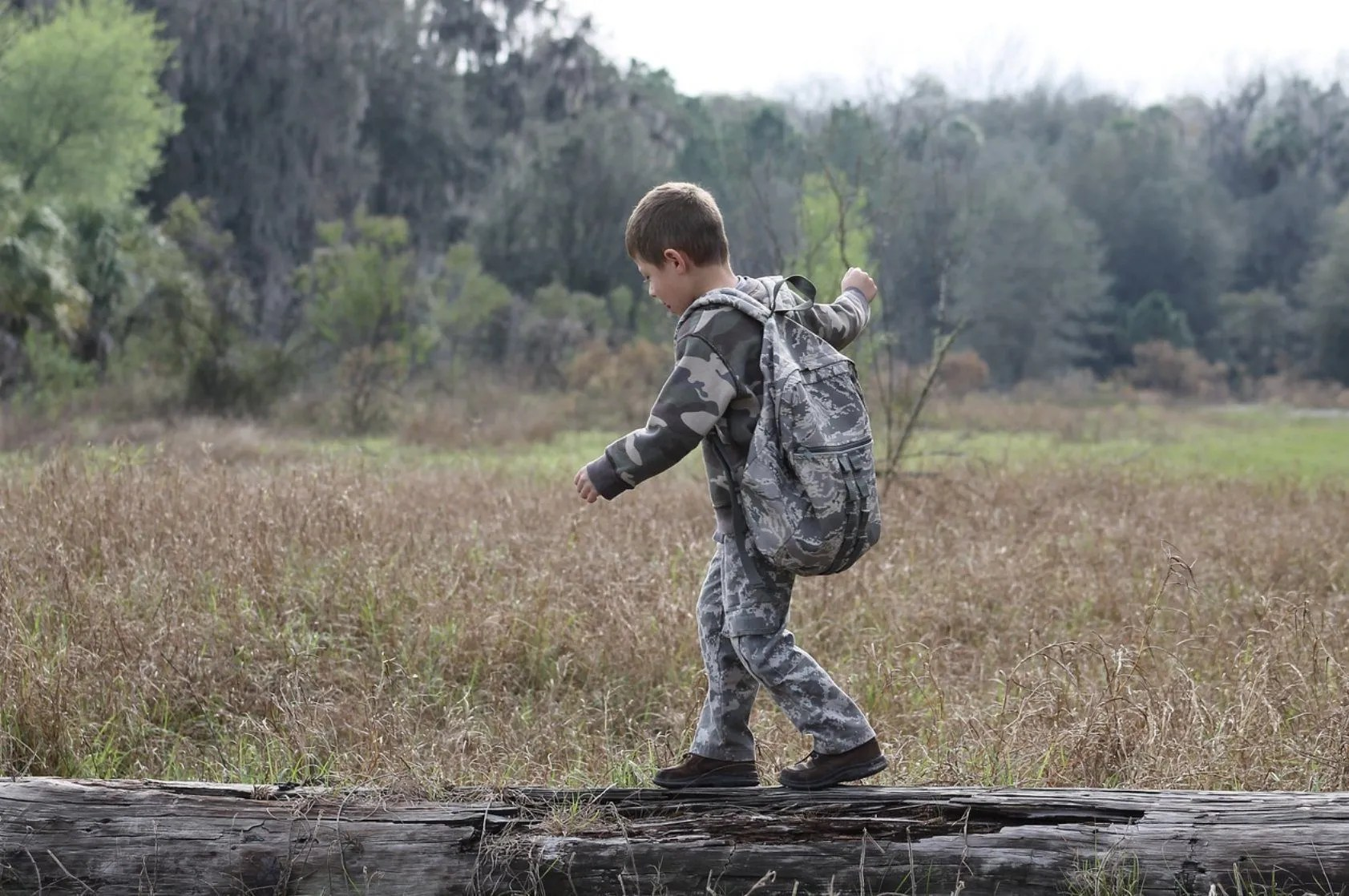Learn How Playing Outside Helps Children with ADHD Focus More?