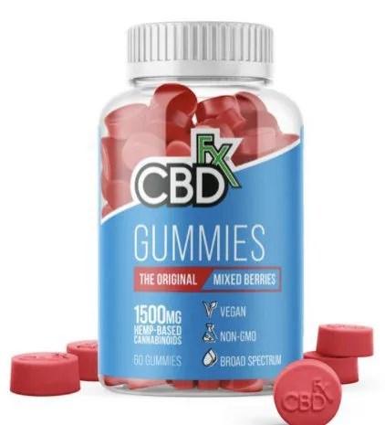 adhd-naturally, cbdfx gummies