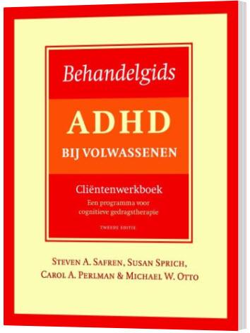 Behandelgids ADHD bij volwassenen