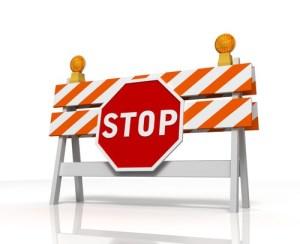 STOP! Warning to self