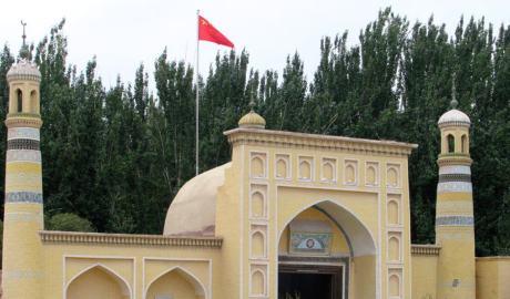 新疆清真寺