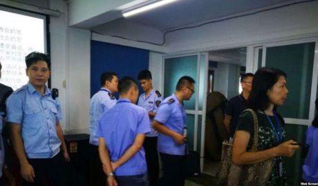 中国各地一些家庭教会继续受到当局打压