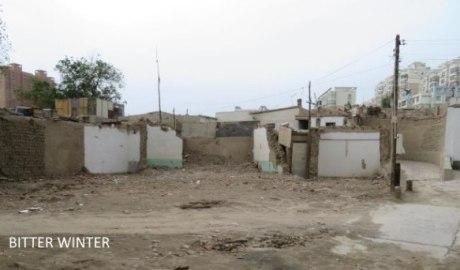 新疆:消失的清真寺(组图)