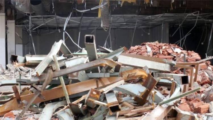 教堂遭强拆 负责人和60名信徒被抓