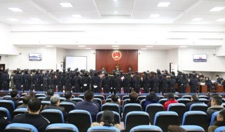 """24名全能神教会成员被扣参与""""邪教""""罪名遭判刑"""