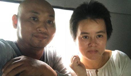 人权捍卫者杨崇和吴玉华恐被泰国遣返回国