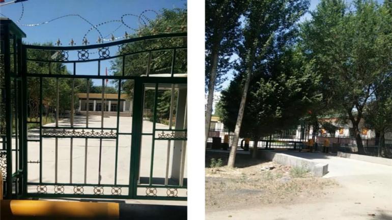 政府强拆清真寺 若有异议被抓至教育集中营