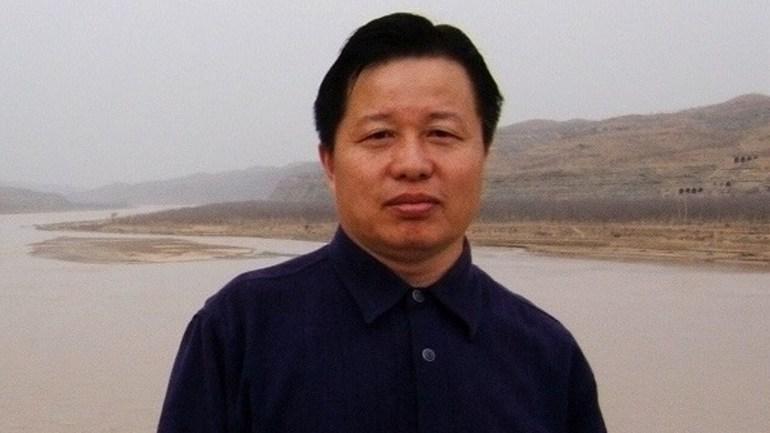 近百中国律师吁当局释放高智晟