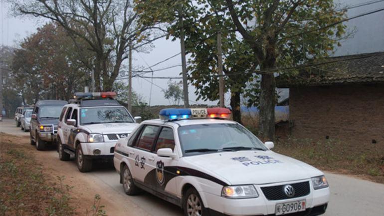 浙江省近百名全能神教会成员被抓捕