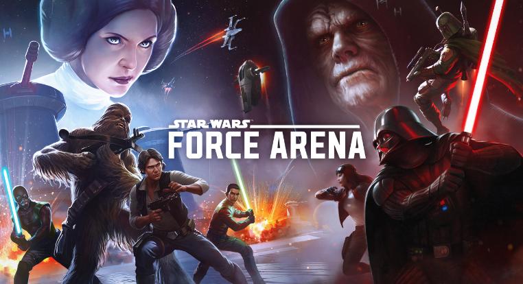 Star Wars: Force Arena