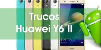 Trucos Huawei Y6 II