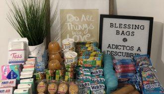 Blessing Bags - Adictos a Descubrir PR