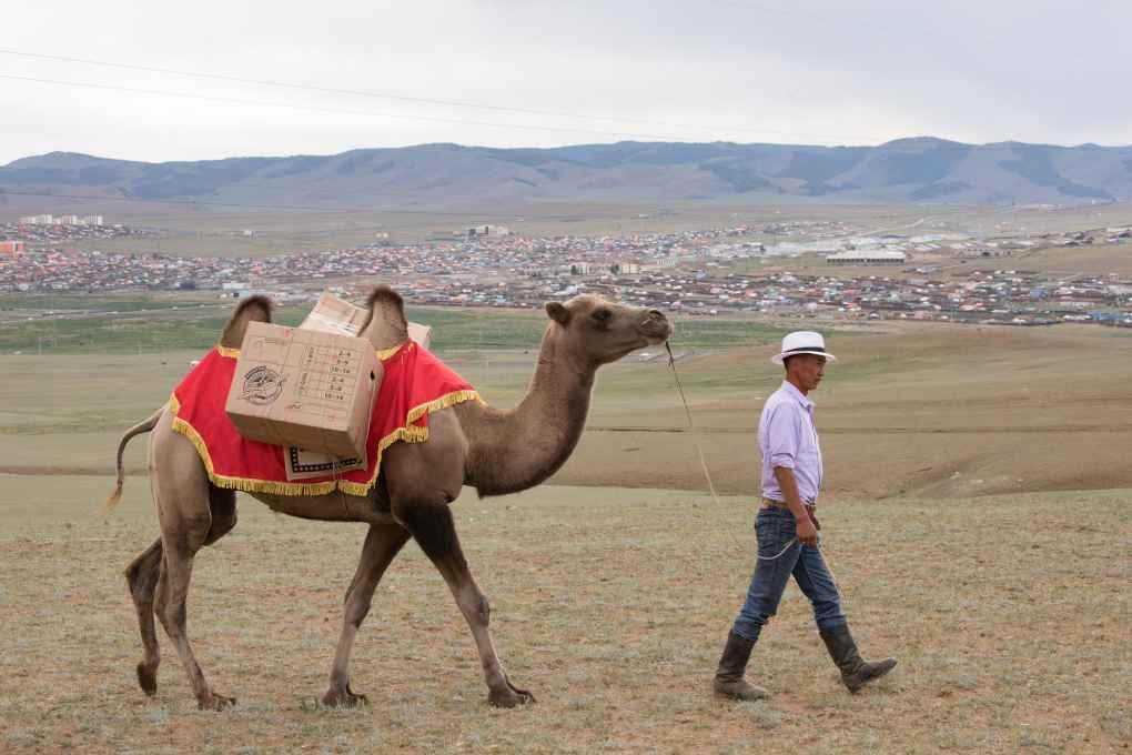 Mongolia - Operation Christmas Child