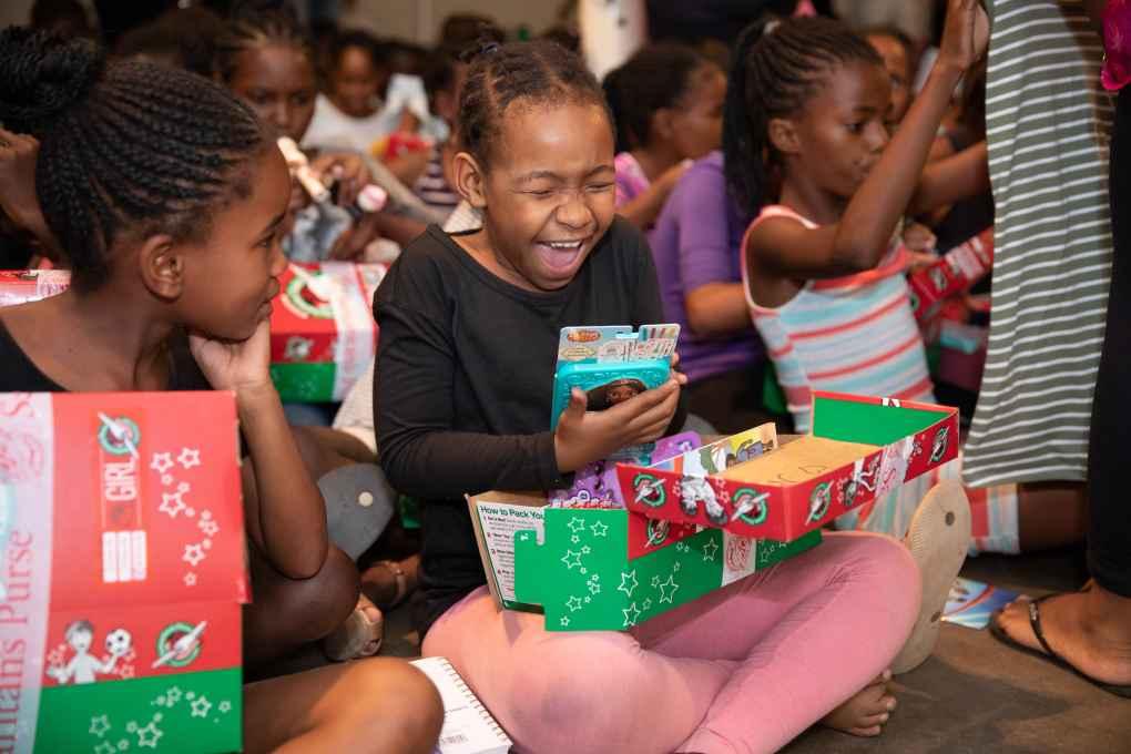 Namibia - Operation Christmas Child