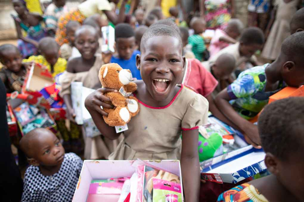 Togo - Operation Christmas Child