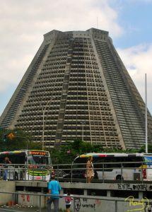 La Catedral Metropolitana de Río
