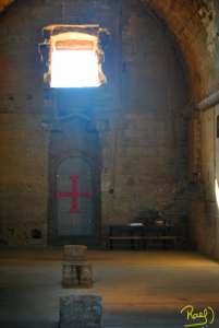 En 1294 fue residencia del último maestro del temple Jacques de Molay. Quién fue condenado pocos años después a la hoguera en París, luego que se disolviera la orden.