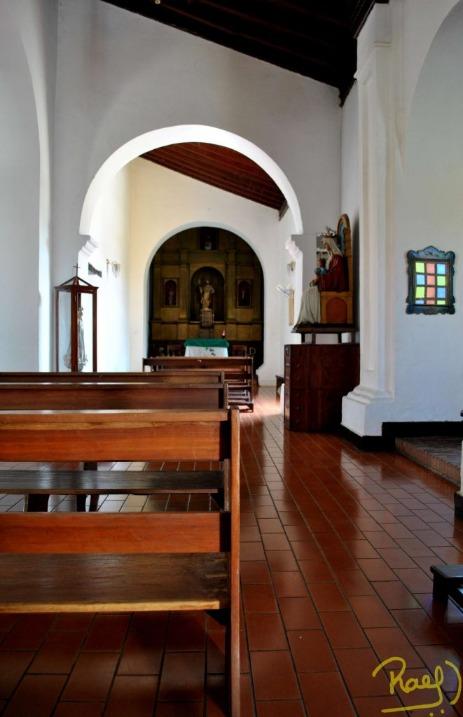 La iglesia de San Francisco de Yare, fue declarado el 2 de Agosto de 1960 como Monumento Histórico Nacional
