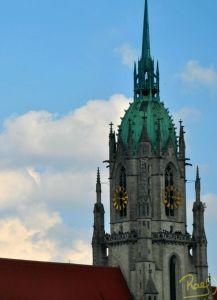 Alemania tiene muchas iglesias y monumentos de interés turístico y llenos de hechos curiosos