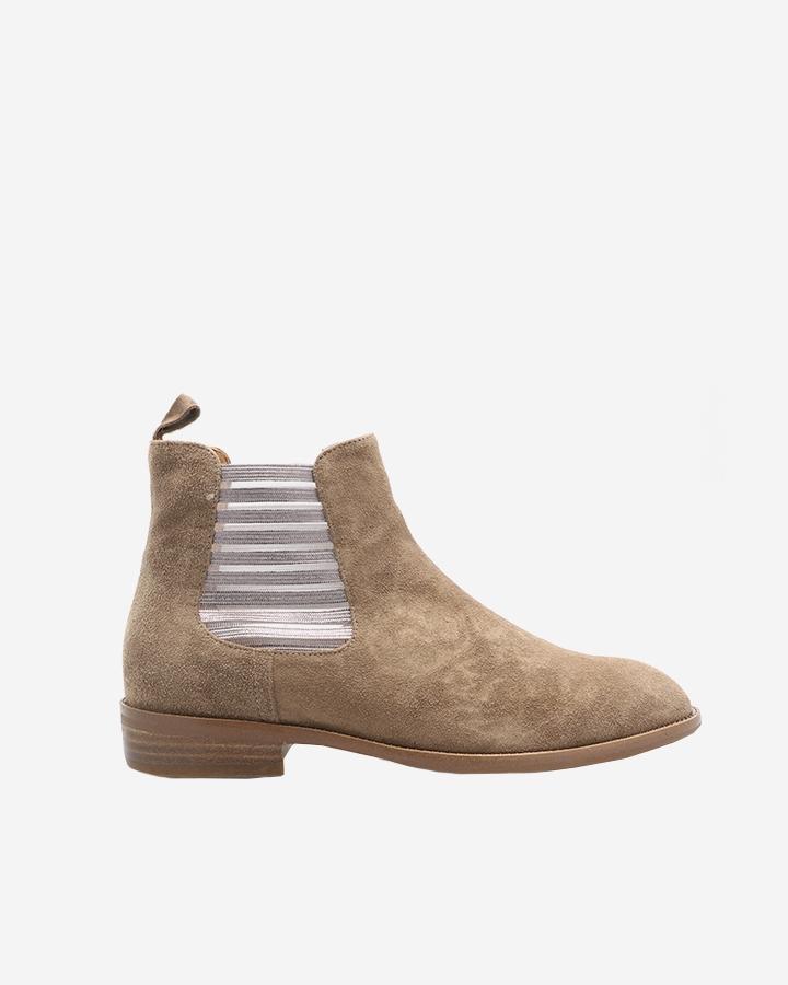 Bottine Boots Camel Teva