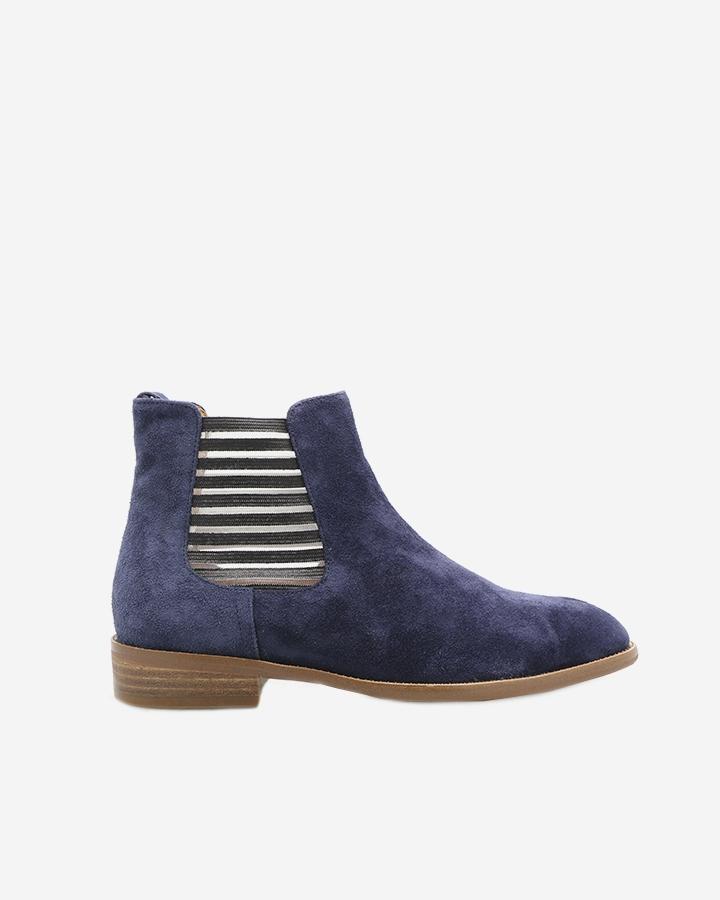 Bottine Boots bleue Teva