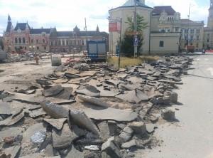 centru cutremurat in Oradea1