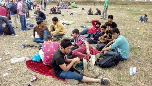 refugiaţi Ungaria1