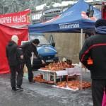 Serbările Zăpezii Vârtop 2016 (3) meşteri tradiţionali
