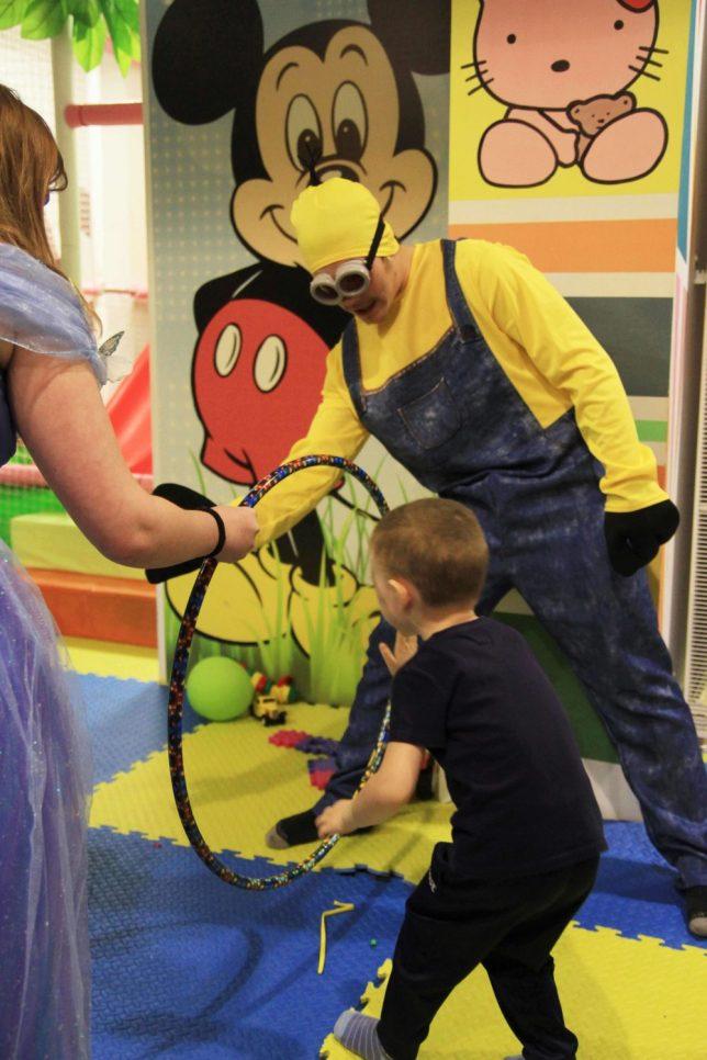 animatori petreceri copii Ursulla