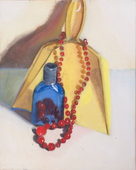 Gina Romeo, Full Color Assignment, Intro to Painting, MassArt, 2011