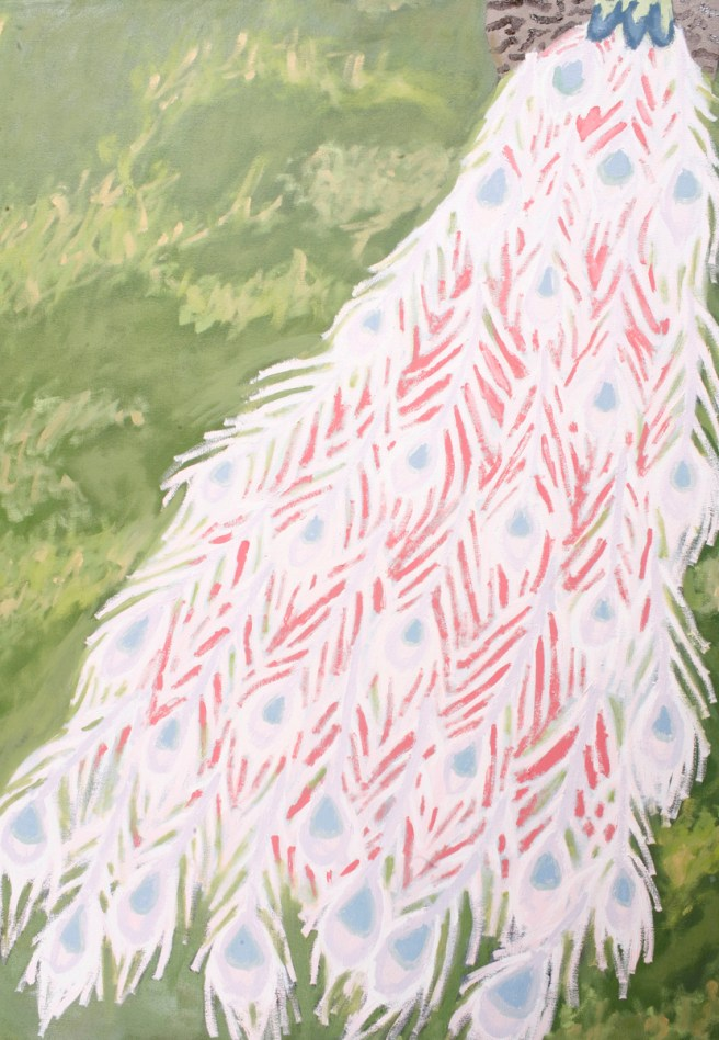 Christina O'Brien, Final Project Assignment, Intro to Painting, MassArt, 2011