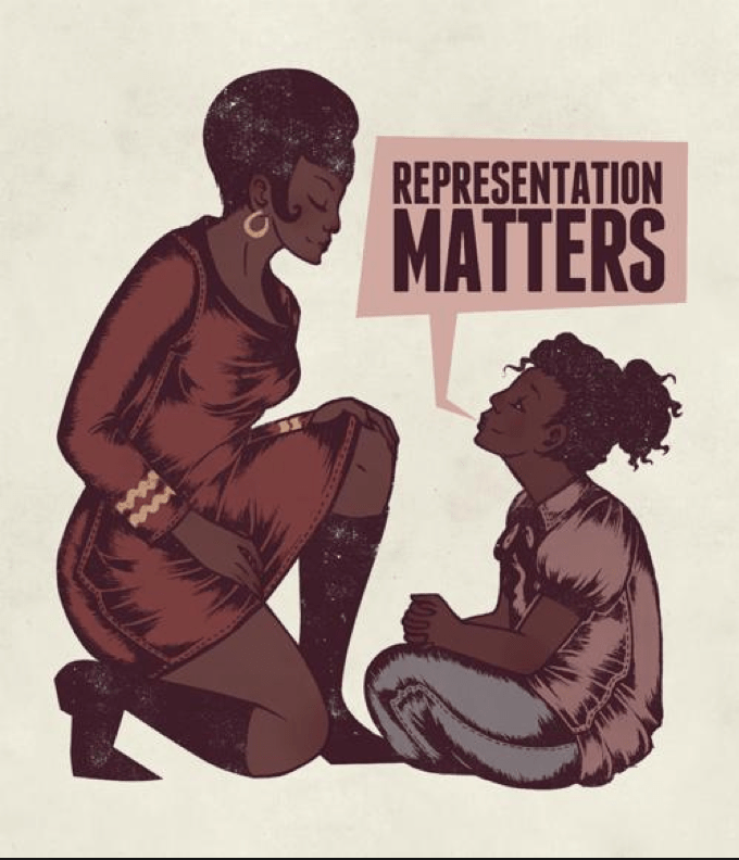 Image result for Representation Matters