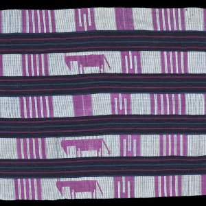 Men's Weave Cloths from Nigeria and Sierra Leone