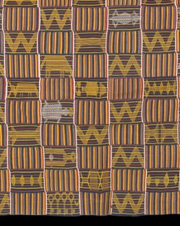 Ewe Kente Men's Cloths