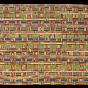Asante kente men's cloths