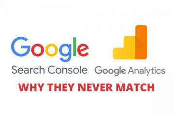 למה גוגל סרץ קונסול וגוגל אנאליטיקס לא מסונכרנות אף פעם?