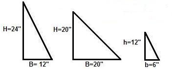 Triangles Labeled