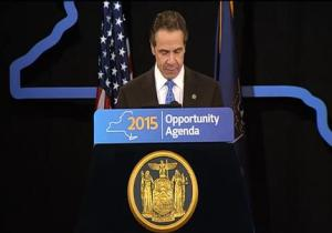 Andrew Cuomo 2015 State of State