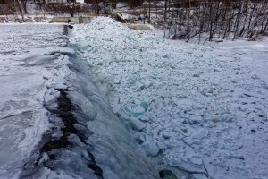 AsRA - Wilmington Dam Ice