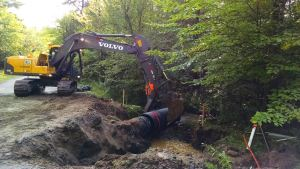 Ausable River Culvert Replacement