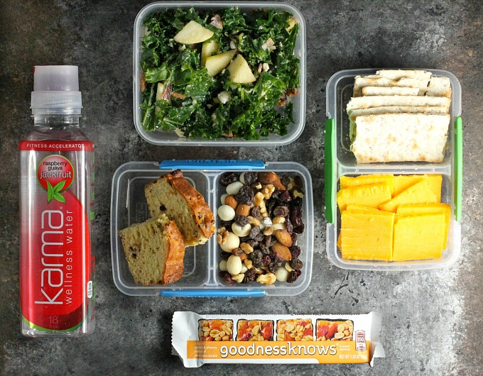 Healthy lunch made easy with healthy food choices from CVS