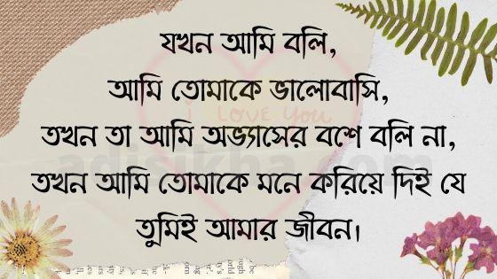 bangla love quotes