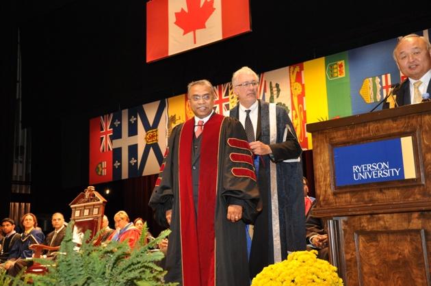 Ryerson University Convocation Speech