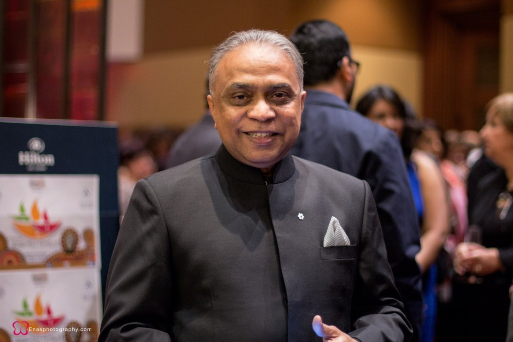 KEYNOTE Speaker at the annual gala dinner of the Network of Indian Professionals (aka NetIP)